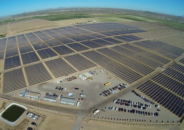 Bonnybrooke PV Solar Plant
