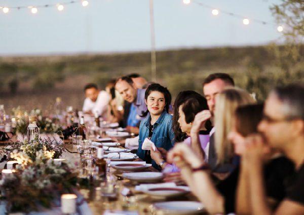 Desert Dining photo