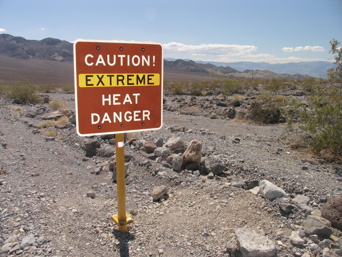 Extreme-Heat-Sign