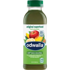 Algae Juice For Drinking