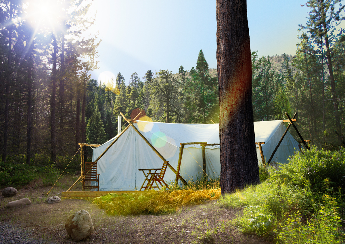 Glamping: Wild Luxury for Modern-Day Campers - Green Living