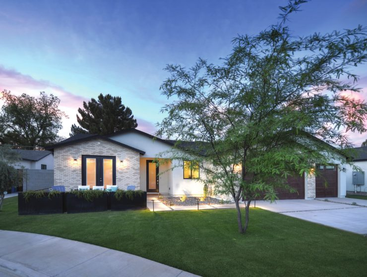 Home Sweet (Smart, Efficient, Beautiful) Home: Blue Sky Homes Aims High  With Green Builds