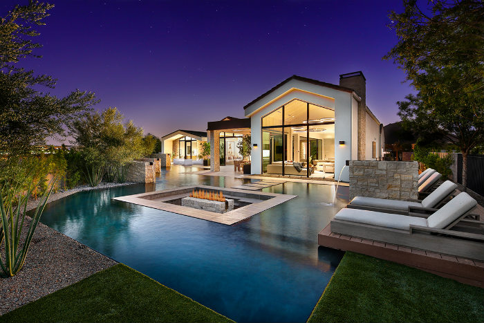 This Private Gated Enclave Of Only 66 Homes Is Located At Indian Bend Road  And Mockingbird Lane, Part Of The Ritz Carlton Paradise Valley Master  Planned ...