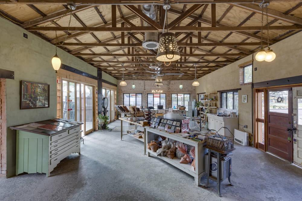 Originate product showroom located in Tuscon, Arizona