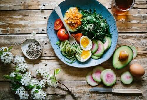 Healthy Food for Your Gut