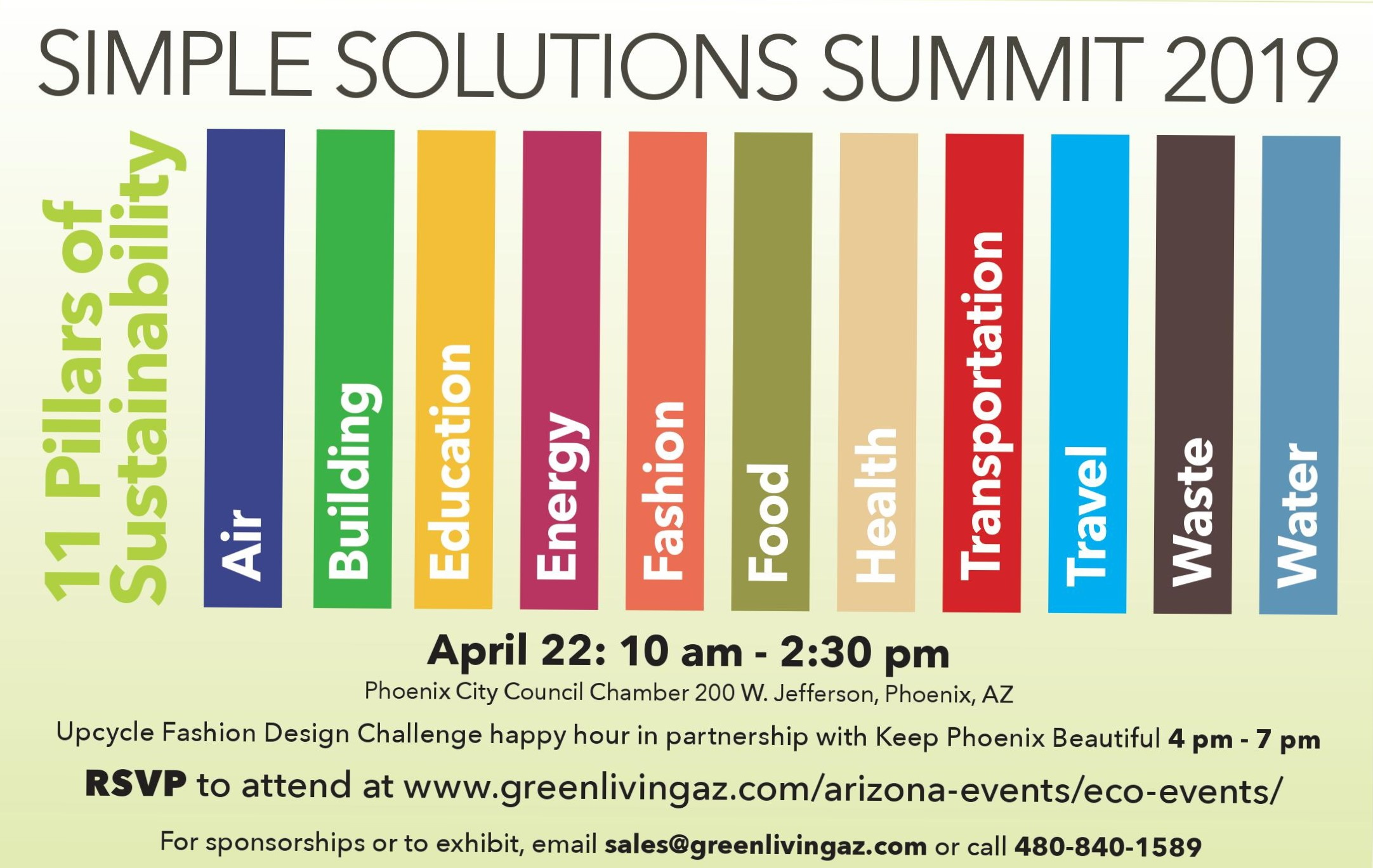 Simple Solutions Summit 2019 promo
