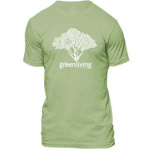 Green Living T-shirt