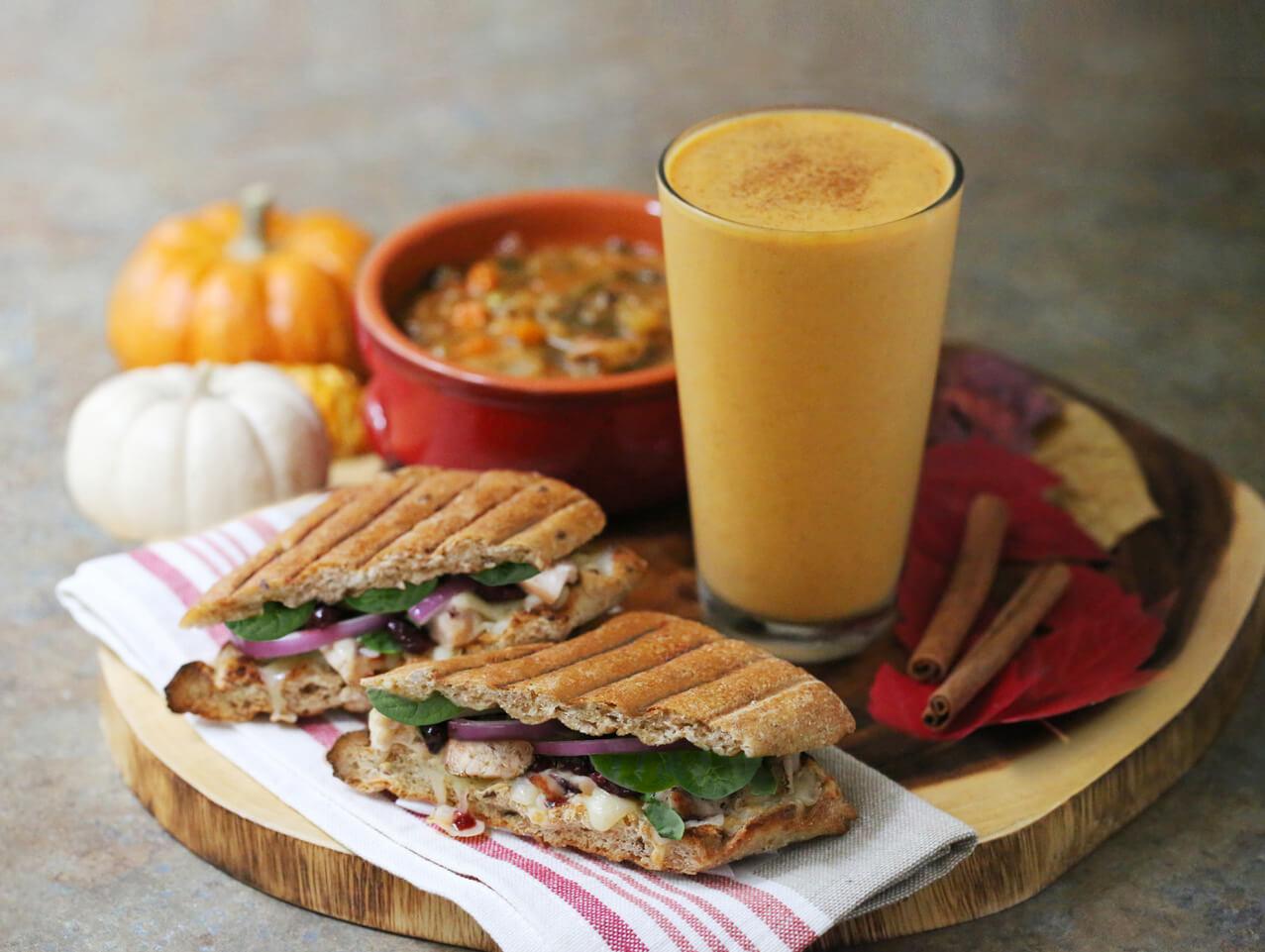 November 2019 Recipes - Fresh Cafe
