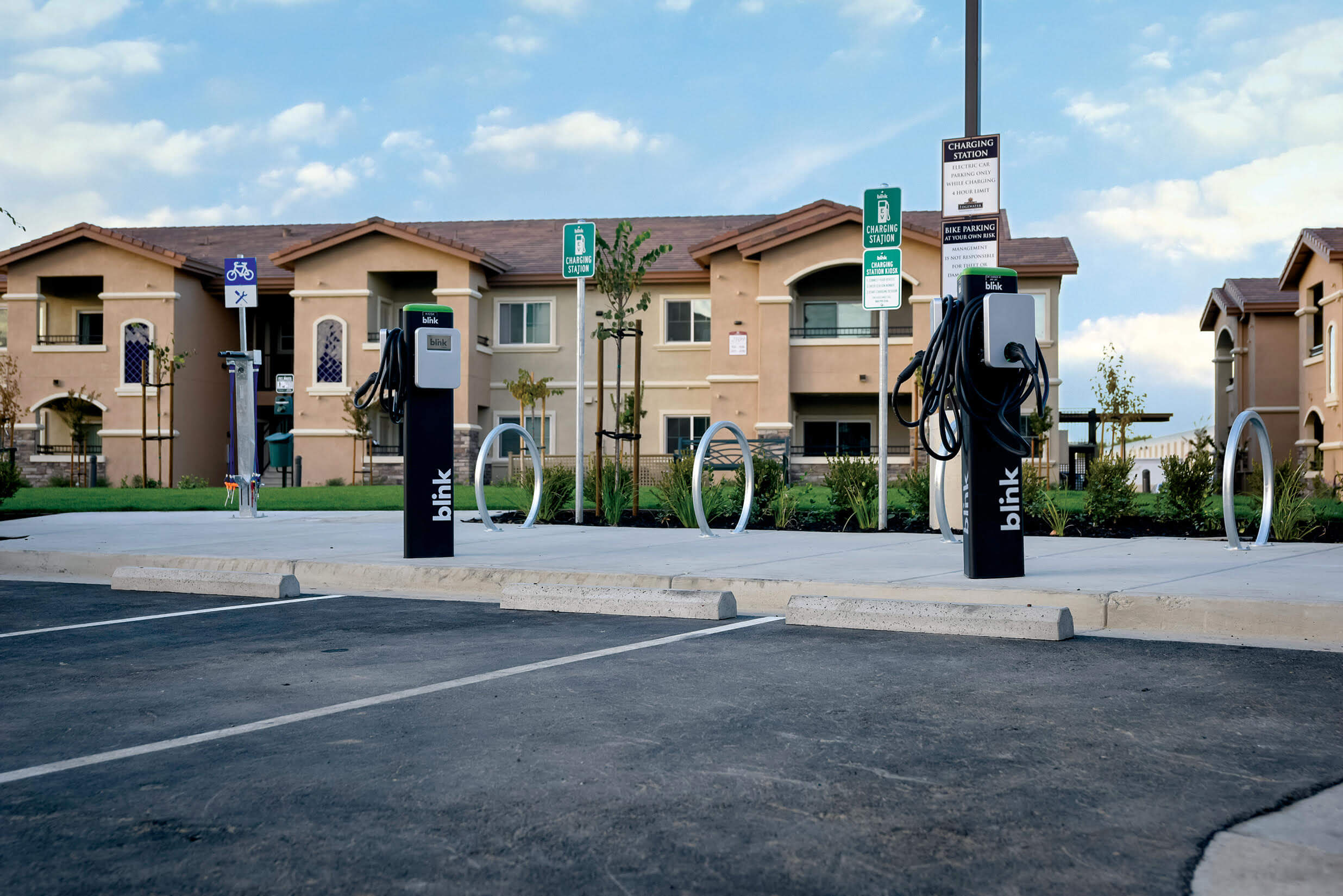 Home Electric Vehicle Charging Stations