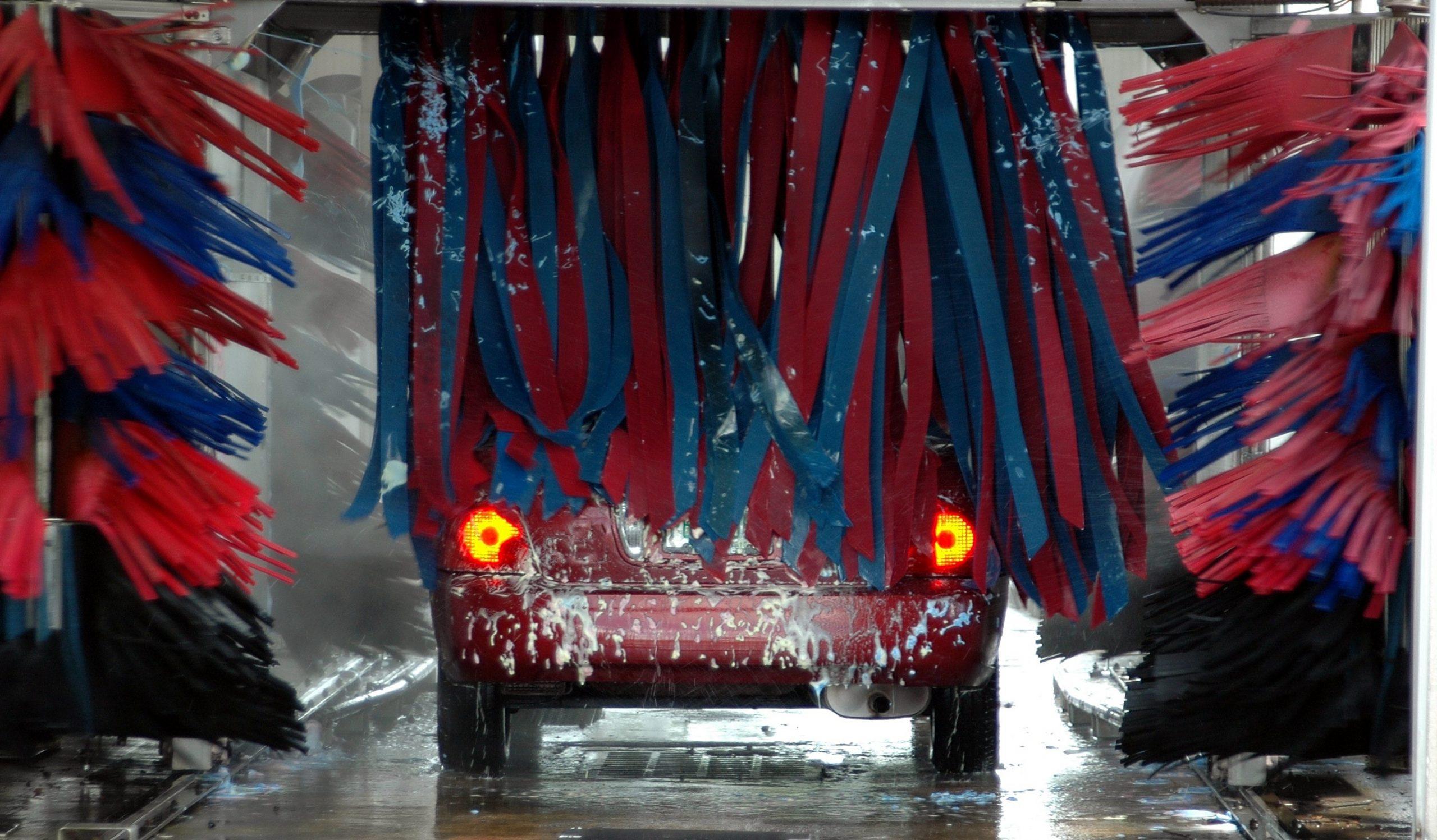 Environmental Benefits of a Professional Car Wash