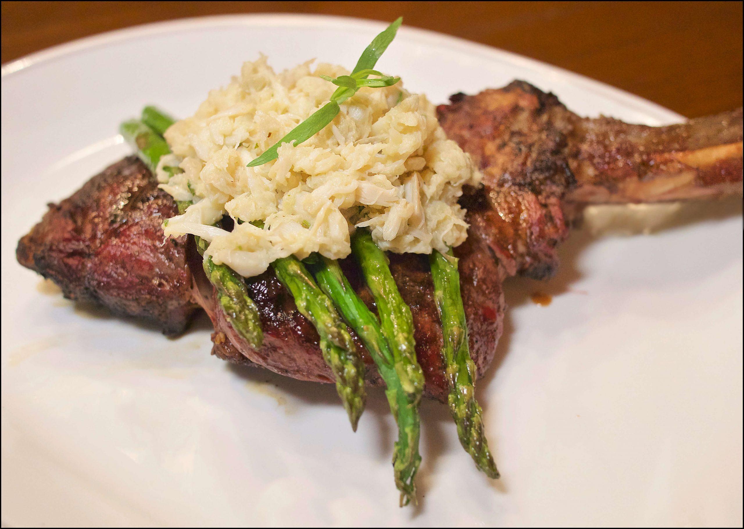 Recipes - Steak Oscar