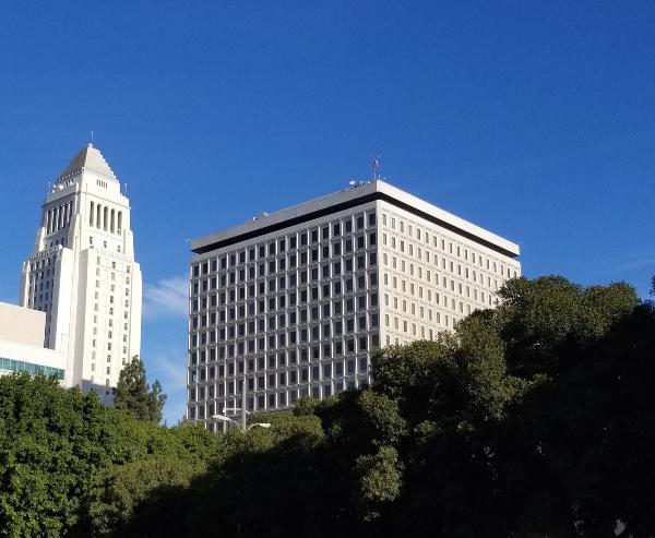 LA City Hall East