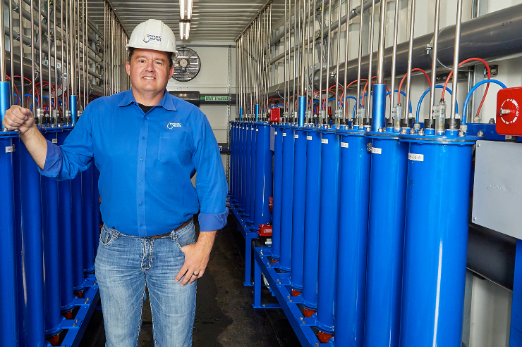 Michael Boyko - CEO, Dynamic Water Technologies-2