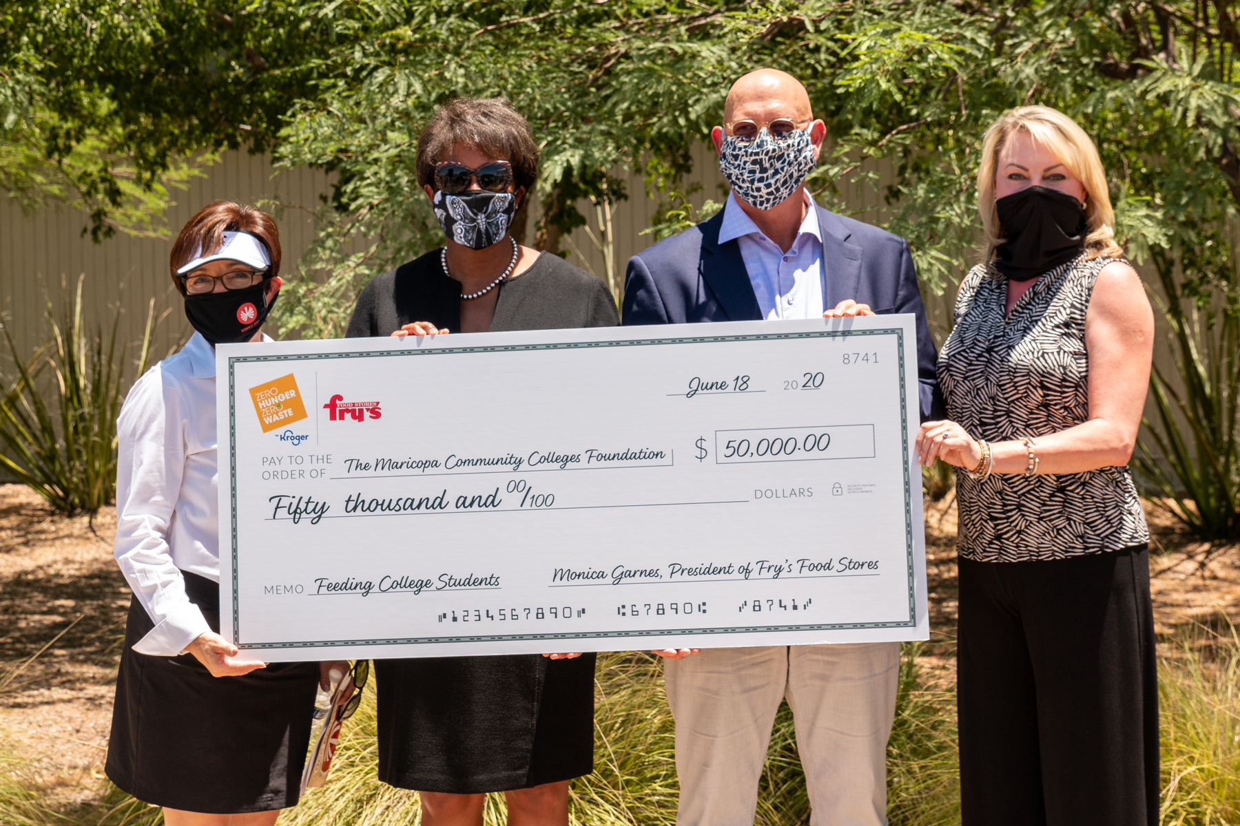 Fry's Food Stores Dedicated to Ending Hunger & Eliminating ...