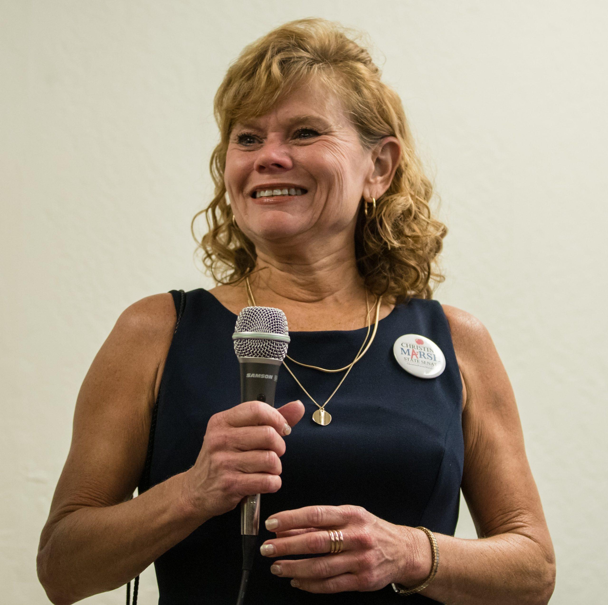 Christine-March-State-Senate