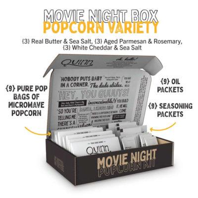 2020 Gift Guide Popcorn