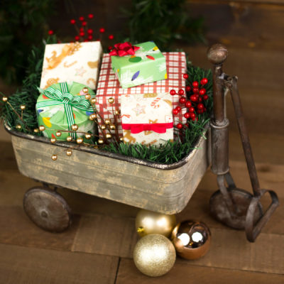 How to holiday - Wrap it up