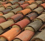Roofing options now include synthetic and recycled materials.