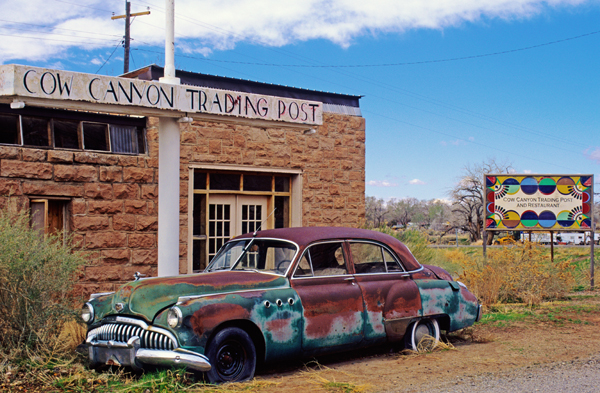 former Canyon Trading Post