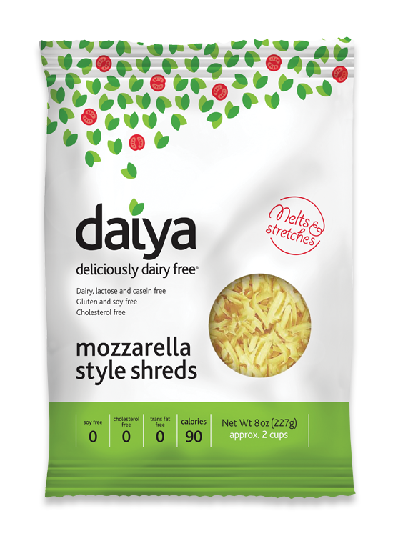 Daiya Vegan Mozzarella