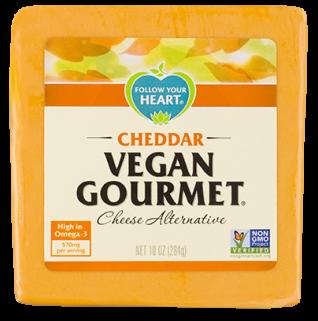 Follow Your Heart Vegan Cheddar