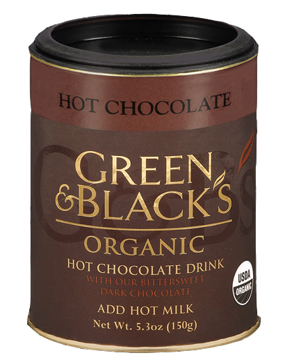 Green and Blacks Organic Hot Chocolate