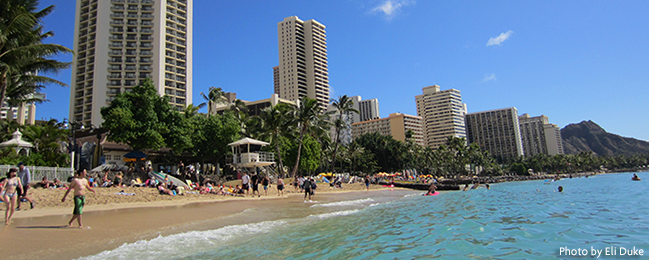 Hawaii Honolulu by Eli Duke-small