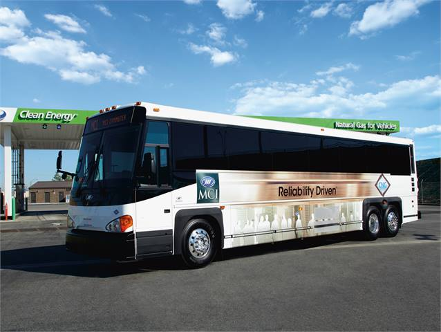 MCI Commuter Coach