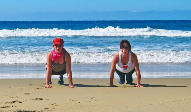 beachpushups