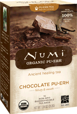 Numi  Organic Pu-erh Chocolate Tea