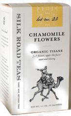 Silk Road Teas Organic Chamomile Flowers
