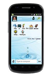 Send a text, save a whale