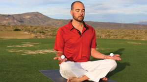 From Downward Dog To A Downswing Yoga Meets Golf Green Living